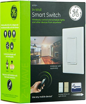 ge 12722 smart wall switch