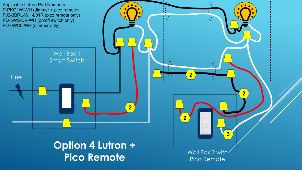 Lutron Caseta 3 Way Switch Wiring Diagram - Block And Schematic ...