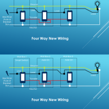 ge 4-way switch wiring